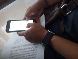 Jaringan Seluler Lemah,  Picu Lambatnya Pelayanan Publik