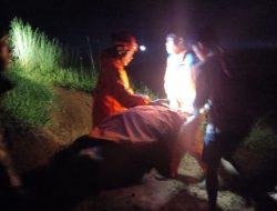 Korban Kedinginan Berhasil Diselamatkan Tim URC BPBD Sumedang