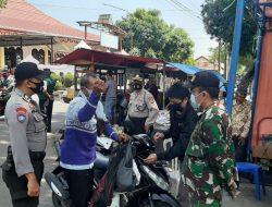 Tujuh Orang Pelanggar Prokes Dikenakan Sanksi Administrasi