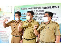 Wabup Erwan Ingatkan SKPD Agar Jaga Empat Aspek Dalam Menjalan Tugas Pemerintahan