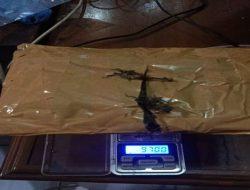Sat Reskrim Polres Sumedang Ungkap Kasus Narkotika Jenis Ganja