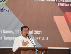 Tahun Ini Sumedang Mendapatkan Bantuan 2.020 Unit Rutilahu dari Provinsi