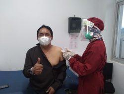Motivasi Masyarakat, Anggota dan Sekretariat DPRD Sumedang Jalani Vaksinasi Covid-19