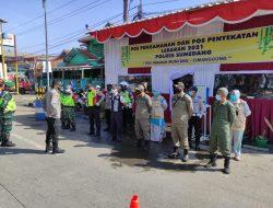 Operasi Ketupat Lodaya 2021, Polres Sumedang Siagakan 1.520 Personil