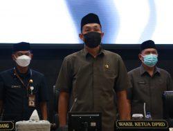 Fraksi-fraksi DPRD Sampaikan Pandangan Umum Terhadap 7 Raperda yang Diusulkan Bupati Sumedang