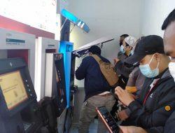 Pembobol ATM di Jatinangor Dibekuk Satreskrim