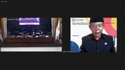 Badan Musyawarah Umumkan 24 Rencana Kerja DPRD Sumedang Tahun 2022