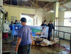 Neng Farah DPR RI Dari PAN Kurban 3 Sapi di Sumedang