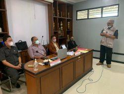 Diikuti 12 Pendaftar, Irwansyah Monitor Seleksi Bakal Calon Kades Padasuka