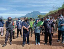 Sembilan Bidang Tanah di Jatinangor di Eksekusi Untuk Tol Cisumdawu