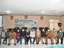 Hadirkan Praktisi Pertanian, Desa Sukajaya Lakukan Seminar Pertanian dan Peternakan