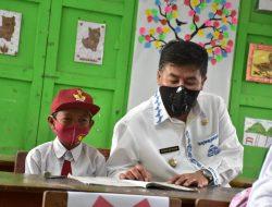 Wabup: Prokes PTM Terbatas di Sekolah Sudah Baik
