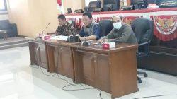 Fraksi PKB Terima dan Setujui Raperda Tentang Kawasan Perkotaan Jatinangor