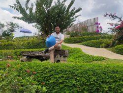 Menikmati Keindahan Alam Taman Cecenet Desa Kadakajaya Tanjungsari