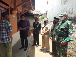 Baznas dan TNI Bersinergi Bantu Rutilahu di Desa Ambit
